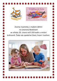 Únorový Bookstart